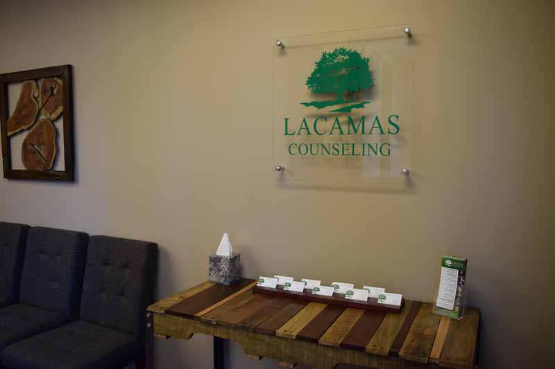 counseling office lobby